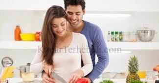 Sensasi Berhubungan Seks di Dapur