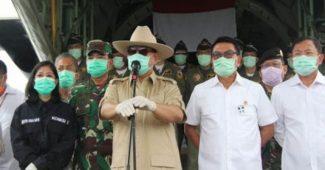 Prabowo Subianto Dokter dan Perawat Adalah Pahlawan Bangsa