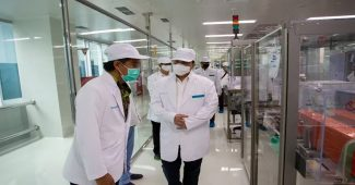 Bio Farma Produksi Vaksin Corona