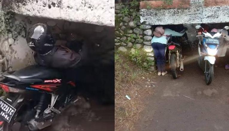 Terowongan Unik di Brebes