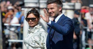 Alat Kelamin David Beckham