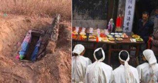 Pernihakan Hantu Kembali Terjadi di Provinsi Hebei China