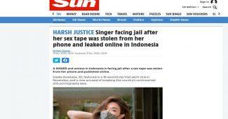 Kasus Gisel Disorot Oleh Media Asing Asal China Dan Inggris