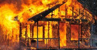 Kebakaran Rumah Dipicu Anak Sendiri Karena Tidak Dibelikan Motor