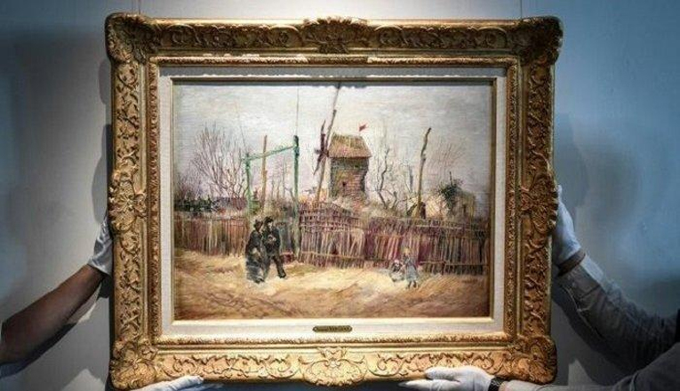 Lukisan Langka Karya Van Gogh Dijual Rp222 Miliar, Menajubkan!