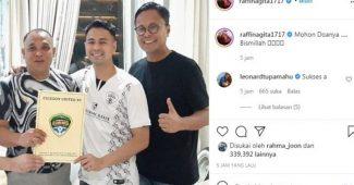 Raffi Ahmad Beli Klub Sepak Bola Indonesia, Apakah Benar?