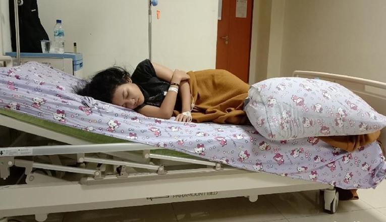 Putri Tidur Asal Banjarmasin Akhirnya Bangun Setelah 9 Hari