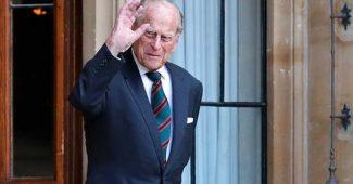 Pangeran Philip Meninggal Dunia di Usia 99 Tahun